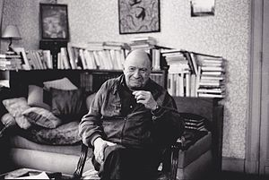 Jacques Ellul - Jacques Ellul in 1990
