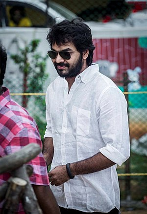 Jai (actor) - Image: Jai at Nadigar Sangam Election