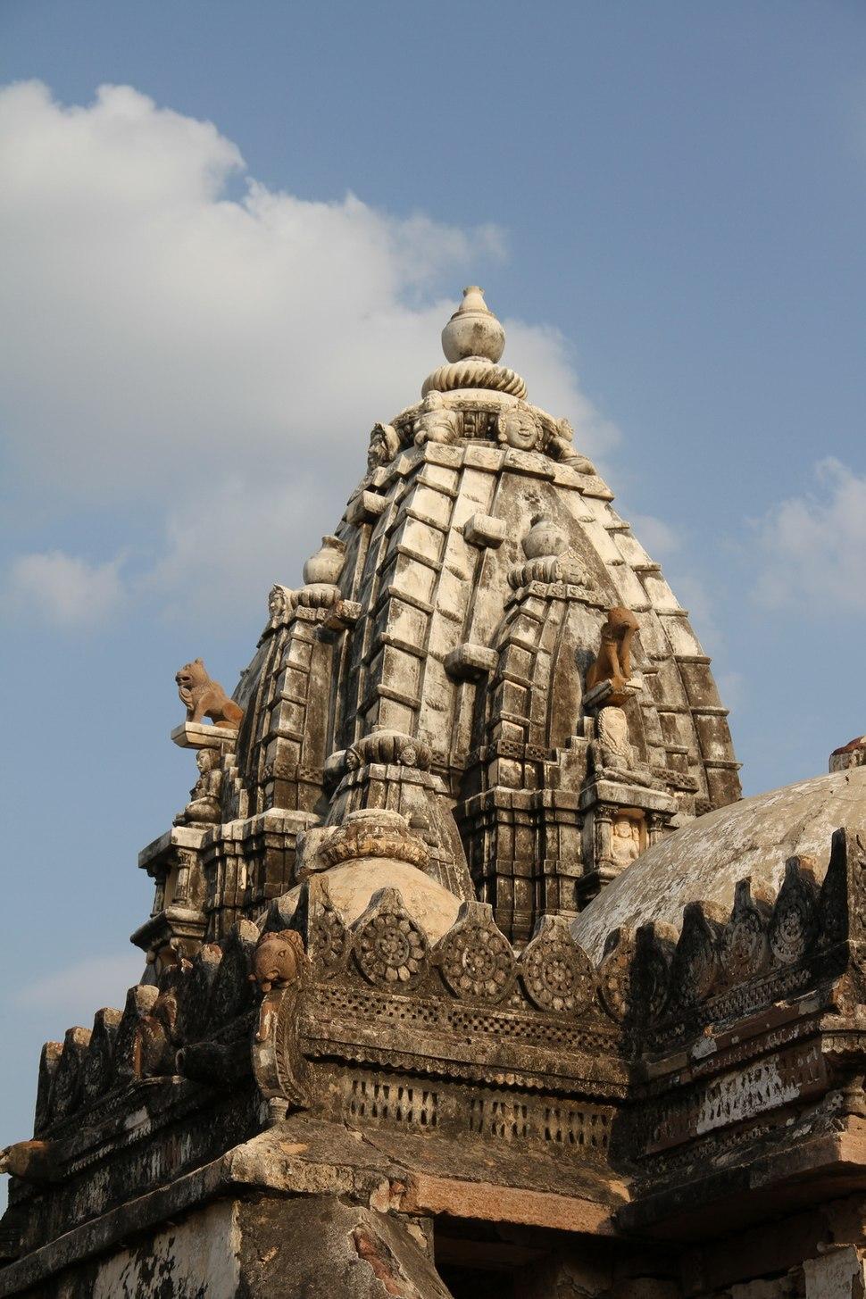 Jain Temple Nagarparkar by smn121-16