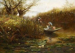 English landscape painter