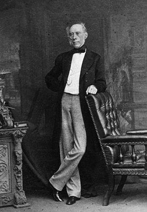 Sir James Clark, 1st Baronet - A photograph of James Clark