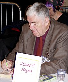 James P. Hogan (writer) - Wikipedia