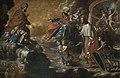 Jan Bedřich Hess, Svatí Kosma a Damián přijímají hold od svatého Václava, nejspíš počátek šedesátých let 17. století.jpg