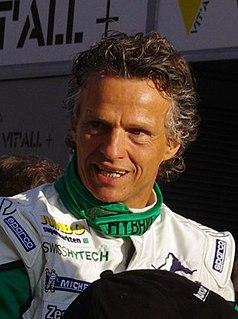 Jan Lammers Dutch racing driver