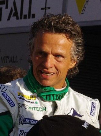 Jan Lammers - Lammers at the 2011 24 Hours of Le Mans Drivers' Parade