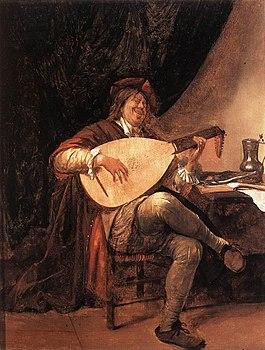 Jan Steen - Self-Portrait as a Lutenist - WGA21754.jpg