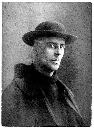 Jan Verkade - Jan Verkade in 1912 when he had become Father Willibrord