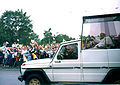 Jan paweł II w Sosnowcu 1999.jpg