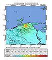 January 2010 Venezuela earthquake intensity USGS.jpg