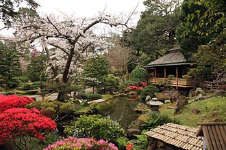 Japanese Tea Garden (San Francisco) - Image: Japanese Tea Garden, San Francisco