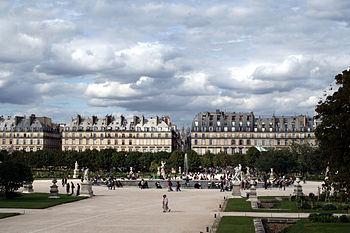Paris 1st arrondissement travel guide at wikivoyage - Jardin des tuileries restaurant ...