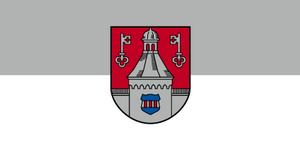 Jaunpils Municipality - Image: Jaunpils novads Flag