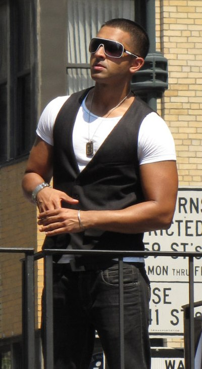 Picture of a band or musician: Jay Sean