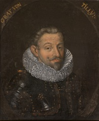 Jean Tserclaes von Tilly, 1559-1632, greve