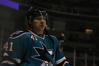 Jed Ortmeyer American ice hockey player
