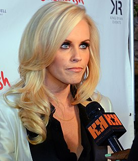 Jenny McCarthy American actress, model, television host, author, anti-vaccine activist and screenwriter