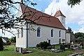 Jesewitz Weltewitz - Lindenplatz - Friedhof + Dorfkirche 05 ies.jpg