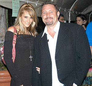 Jessica Drake - Jessica Drake and her husband Brad Armstrong in 2006