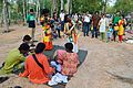Jhokan Das and Group - Baul Song Performance - Saturday Haat - Sonajhuri - Birbhum 2014-06-28 5278.JPG