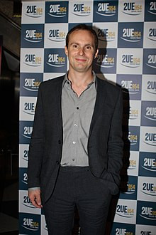 Jim Loach - Oranges and Sunshine Premiere Sydney.jpg
