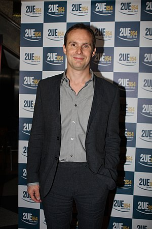 Jim Loach - Loach at the Sydney premiere of Oranges and Sunshine in May 2011