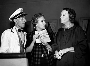 The Gale Storm Show - James Fairfax, Gale Storm, and ZaSu Pitts (1956)