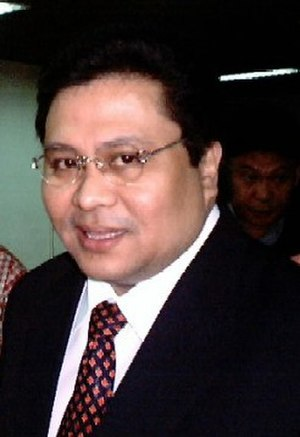 President pro tempore of the Senate of the Philippines - Image: Jinggoy Estrada