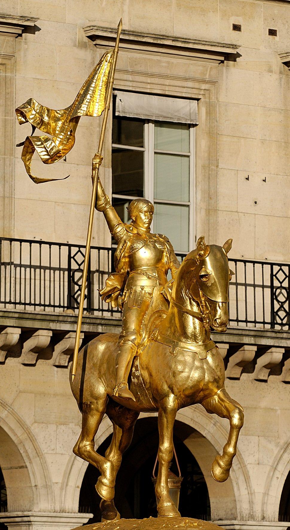 Joan of Arc Emmanuel Fremiet