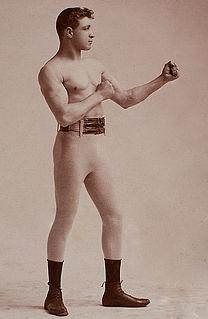Joe Choynski American boxer