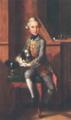 Johann Heinrich Tischbein - Prince Wilhelm, son of Landgrave Friedrich II of Hesse-Kassel.png