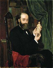 Portrait of Lorentz Dietrichson
