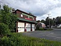 John & Jeanette Villeneuve Fire Station VT-5A downtown West Burke VT July 2019.jpg