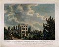 John Coakley Lettsom's house; south view of Grove Hill, Camb Wellcome V0018807.jpg