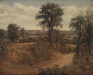 Lane near Dedham