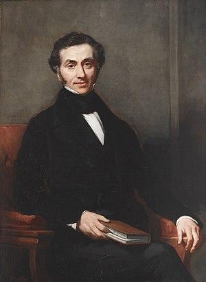 John James Tayler - John James Tayler, 1848 portrait