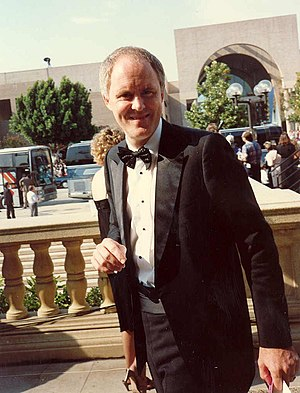 John Lithgow - John Lithgow on the red carpet at the 40th Annual Primetime Emmy Awards on August 28, 1988.