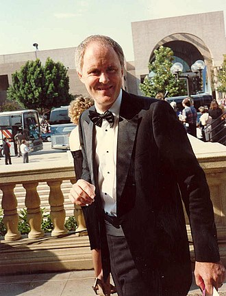 John Lithgow - John Lithgow on the red carpet at the 40th Annual Primetime Emmy Awards on August 28, 1988