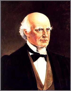 John Archibald Campbell - Portrait of John A. Campbell, circa 1870s