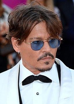 Johnny Depp Deauville 2019