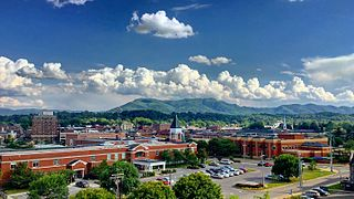 Johnson City, Tennessee City in Tennessee, United States