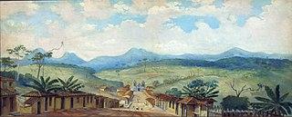 Bananal, 1827
