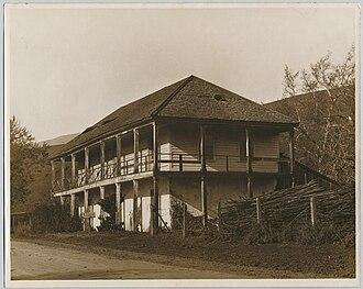 Milpitas, California - Jose Maria Alviso Adobe, ca. 1920