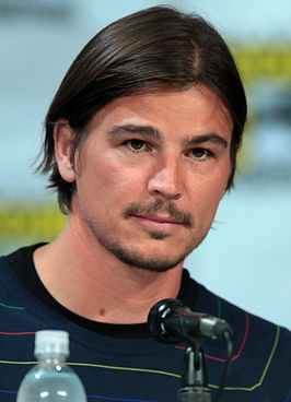 Josh Hartnett in 2014 tijdens Comic Con