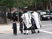 Jueus ultraortodoxes satmar a brooklyn