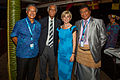 Julie Bishop with delegates at SIDS 2014.jpg