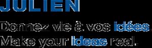 Julien Inc. - Image: Julien logo bil