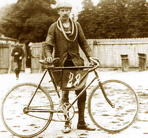 Julien Lootens - Lootens in the 1903 Tour de France