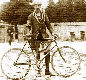 Julien Lootens - Lootens in the 1903 Tour de France