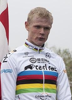 Julius Johansen Danish cyclist