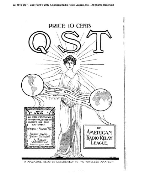 File:July 1916 QST.djvu